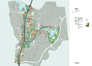 塘栖规划大学用地图片