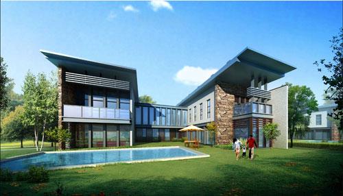青海西宁浦宁之珠配套设计 建筑设计篇 案例成果 香港绿城国际城市规